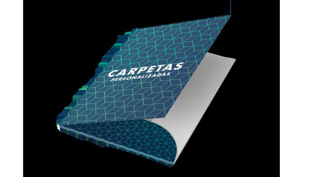 Carpetas con solapa